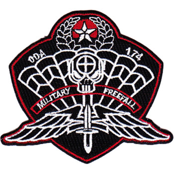 1st Special Forces Group ODA 174 Patch