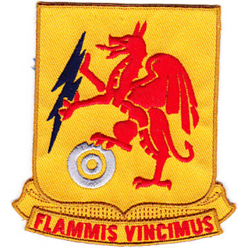 2nd Chemical Battalion Patch