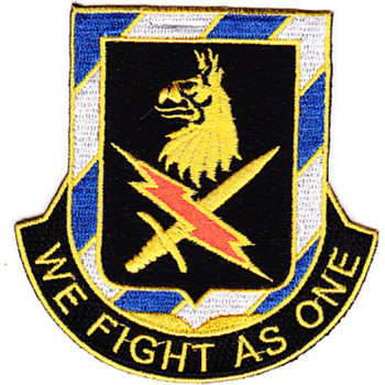 2nd Brigade 3rd Infantry Division Special Troops Battalion Patch