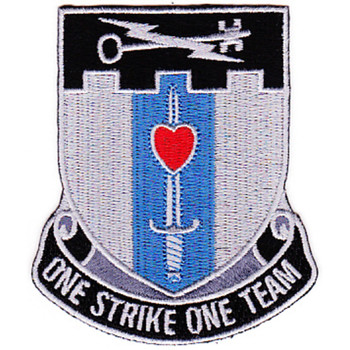 2nd Brigade 101st Airborne Division Special Troop Battalion Patch STB-12