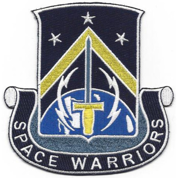 1st Space Battalion Patch