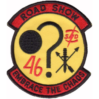 1st SOS Special Operations Squadron Goose 46 Patch