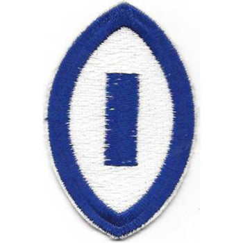 1st Service Command Patch