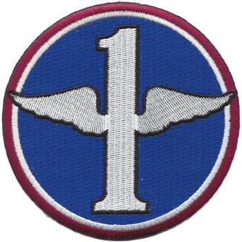 1st Reconnaissance Squadron Patch