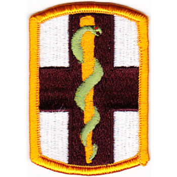 1st Medical Brigade Flash Patch