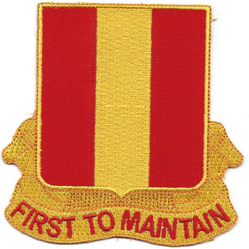 1st Maintenance Battalion Patch