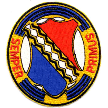 1st Infantry Regiment Patch