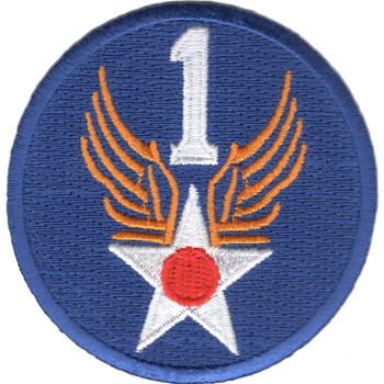 1st Air Force Shoulder Patch