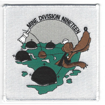 19 Mine Division Patch