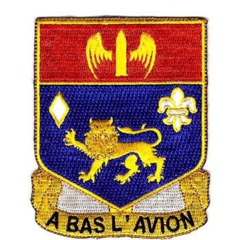 197th Field Artillery Regiment Patch