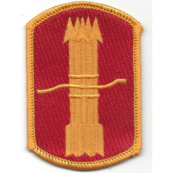 197th Field Artillery Brigade Patch