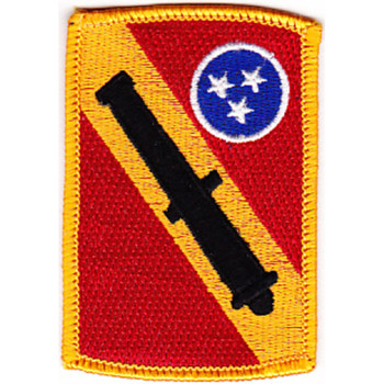 196th Field Artillery Brigade Patch