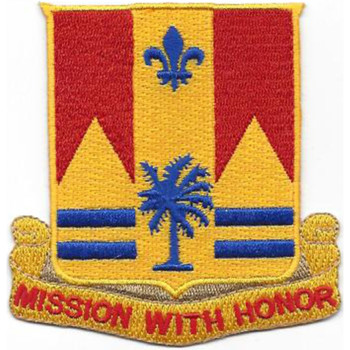 190th Field Artillery Regiment Patch