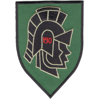 190th Assault Helicopter Company Patch