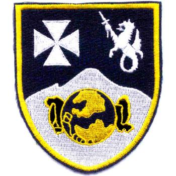 23rd Infantry Regiment Patch Vietnam