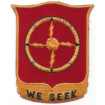 23rd Field Artillery Battalion Patch