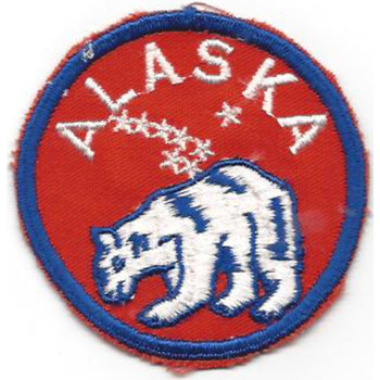 7th Defence Command Patch