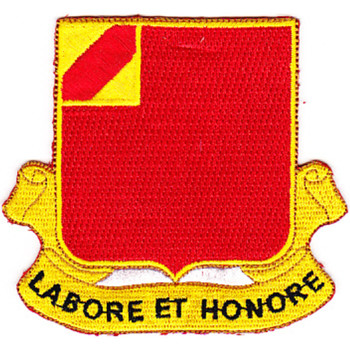 22nd Field Artillery Regiment Patch