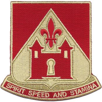229th Field Artillery Regiment Patch DUI