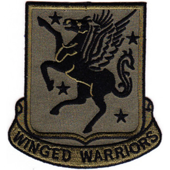 228th Aviation Regiment Patch - OD