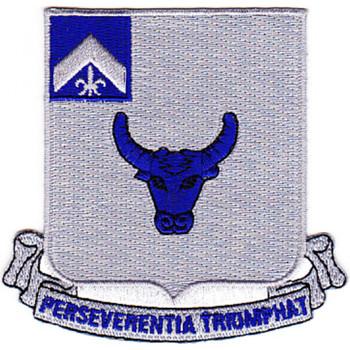 224th Infantry Regiment Patch