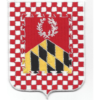 224th Army Field Artillery Battalion Patch