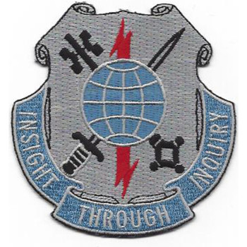 223Nd Military Intelligence Battalion Patch
