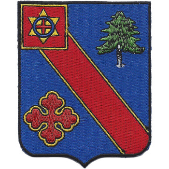 220th Infantry Regiment Patch