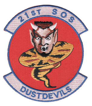 21st Special Operations Squadron-DUSTDEVILS