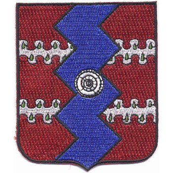 21st Quartermaster Regiment Patch
