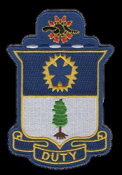 21st Infantry Regiment Patch