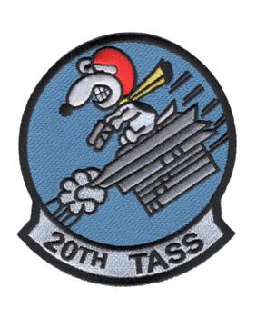 20th Tass Patch