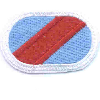 20th Special Forces Group Airborne Oval Patch