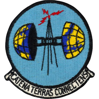 18th Communications Squadron Patch