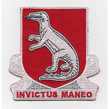 188th Tank Battalion Patch