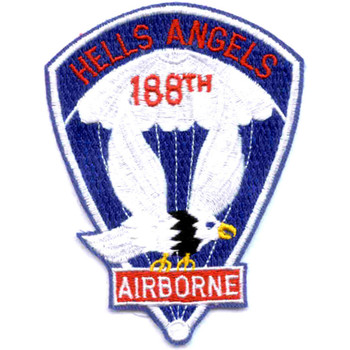 188th Airborne Infantry Regiment Patch - Airborne