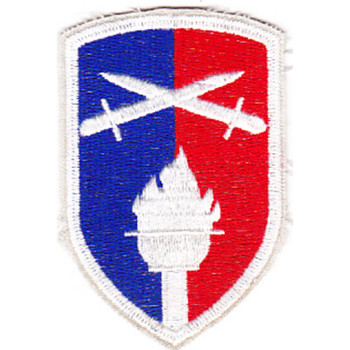 176th Infantry Regimental Combat Team Patch