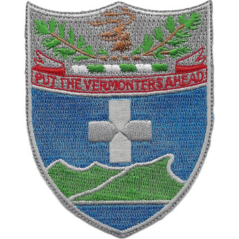 172nd Infantry Regiment Patch