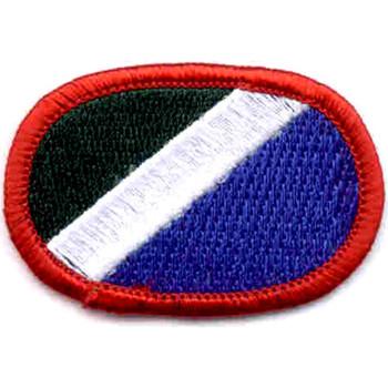 172nd Infantry Regiment Oval Patch
