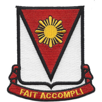 79th Engineer Battalion Patch