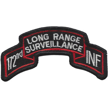 172nd Infantry Long Range Patch