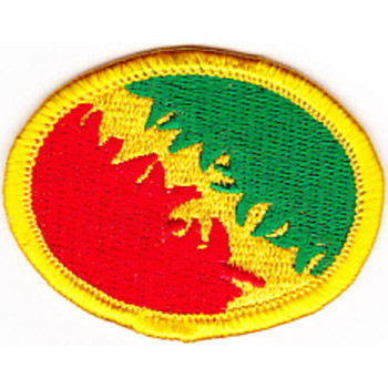 16th Military Police Group Patch Oval