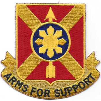 163rd Field Artillery Regiment Patch DUI