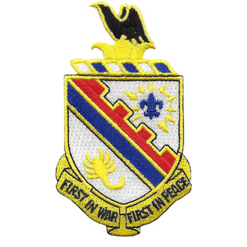 161st Infantry Regiment Patch