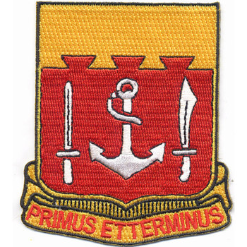 161st Airborne Engineer Battalion Patch