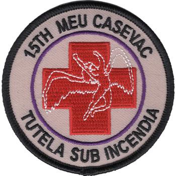 15th MEU CASEVAC Patch