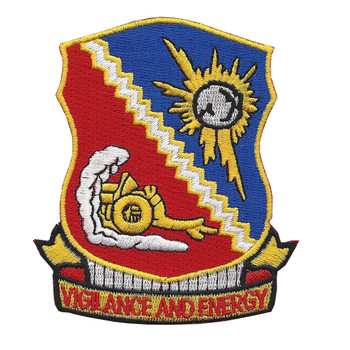 15th Field Artillery Observation Battalion WWII Patch