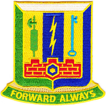 1st Infantry Brigade Combat Team 1st Armored Division Special Troops Battalion Patch STB-50
