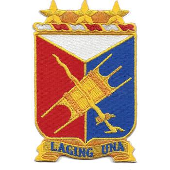 1st Filipino Infantry Regiment Patch