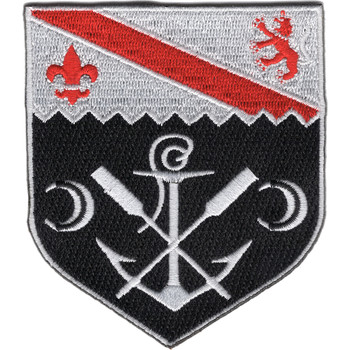 1st Engineer Battalion Patch Vietnam